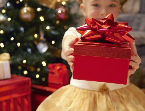 O božićno-novogodišnjem poklanjanju